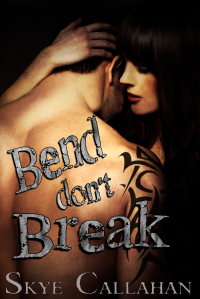 Benddontbreak front cover