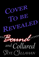 Bound and collared TBR cover