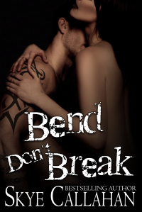 Benddontbreak front cover